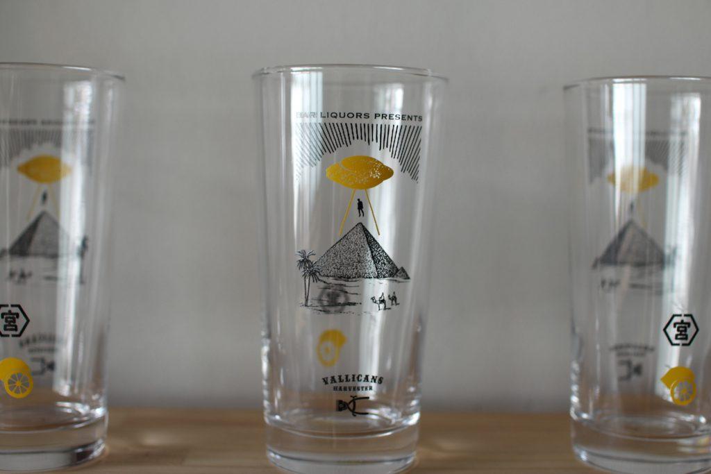 バリカンズ レモンサワーグラス