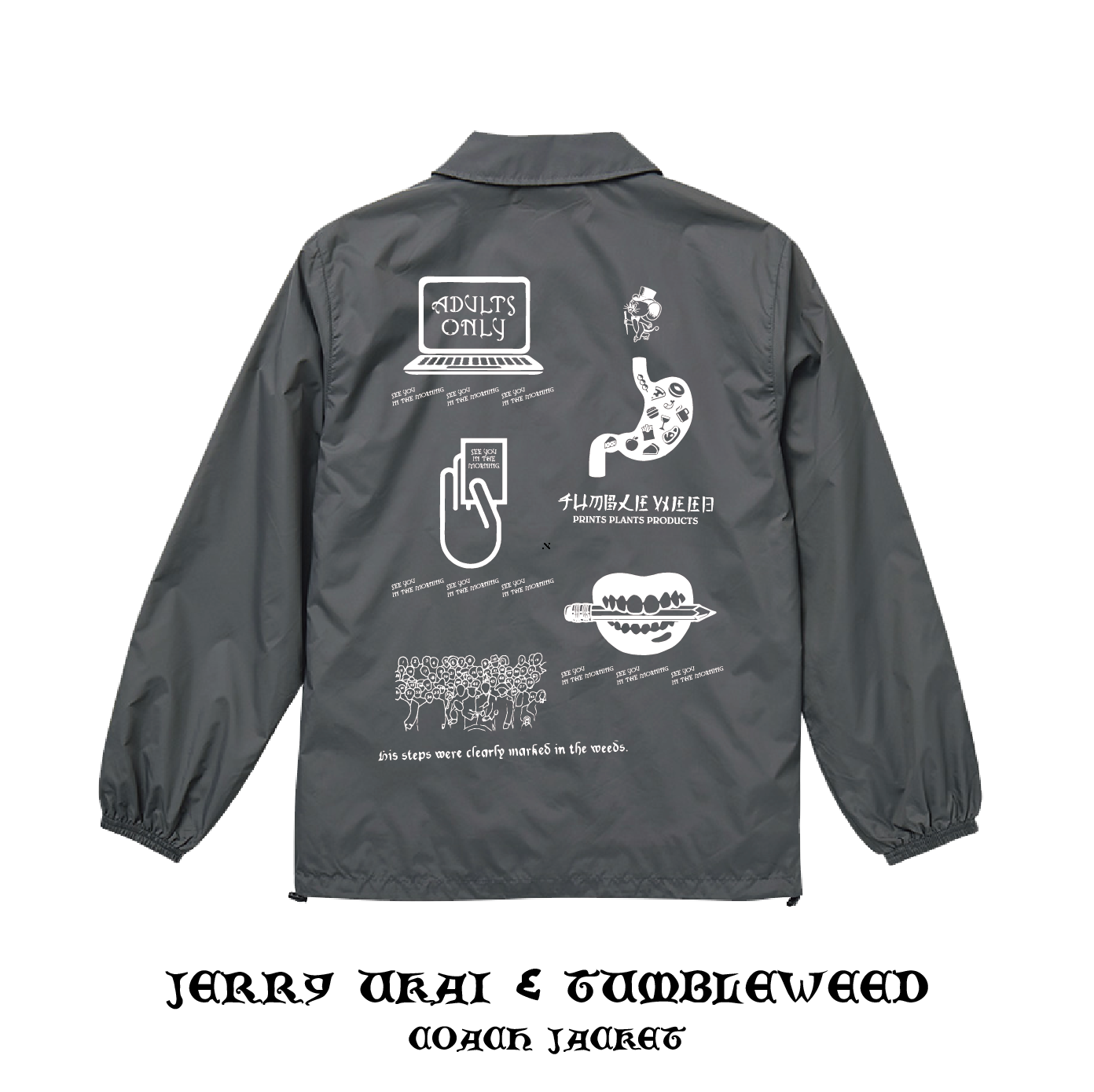jerry ukai × tumbleweed (cement/back)
